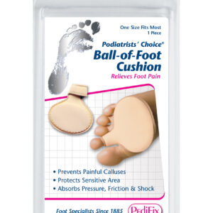 Ball-Of-Foot Cushion One Size Fits Most 1-PackPedFixPodiatrists' Choice®