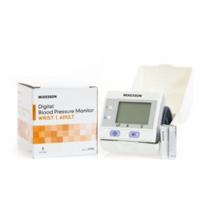 Blood Pressure Monitor With Wrist Cuff, McKesson