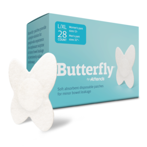 Butterfly Body Patches, Attends
