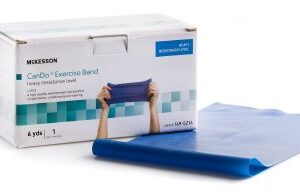 Exercise Band, Heavy Resistance, 5 IN X 6 YD, McKesson CanDo®