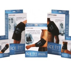 Cold Pack E*Pack/Double Knee / Shoulder Standard (2 Pack),Ice It!®