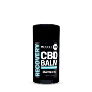 MuscleMXBalm, Recovery Cooling Balm, Broad Spectrum