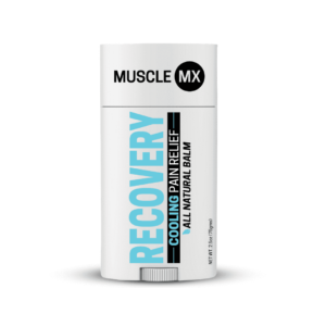MuscleMXBalm, RecoveryCooling Balm, Non-CBD
