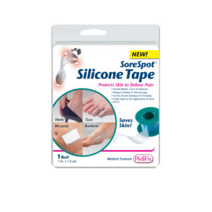 Silicone Tape 1 Roll PediFix SoreSpot ™