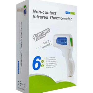 Thermometer, Non-Contact Infrared, Berrcom