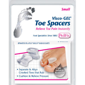 Toe Spacers 2-Pack,PediFix Visco-GEL®