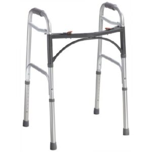 Walker, Standard without Wheels, Aluminum, McKesson