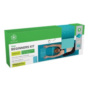 Yoga For Beginners Kit, Gaiam