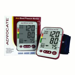Blood Pressure Monitor With Cuff,Advocate
