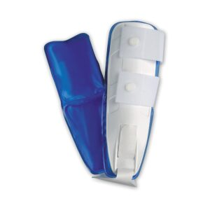 Ankle, Stirrup Ankle Brace with Air Liners, ProLite