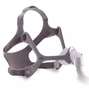 CPAP Mask, Wisp Fitpack: Fabric Frame w/headgear Mask with Headgear