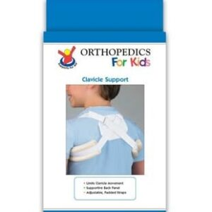 Clavicle Support, Pediatric, FLA Orthopedics