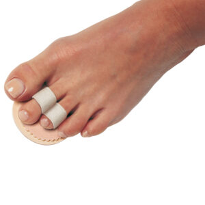 Double Toe Straightener One Size Fits Most 1-Pack PediFix Podiatrists' Choice®
