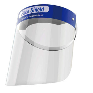 Face Shield with Sponge, Disposable