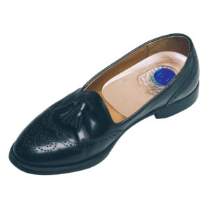 Heel Cushion's Double-Action Gel One Size Fits Most 1-Pair PediFix