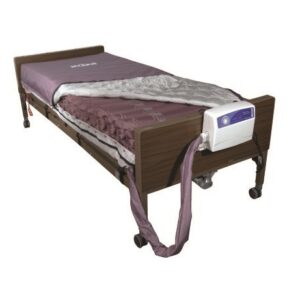 Bed Mattress System Med-Aire® Alternating Pressure/Low-Air-Loss System Drive Medical