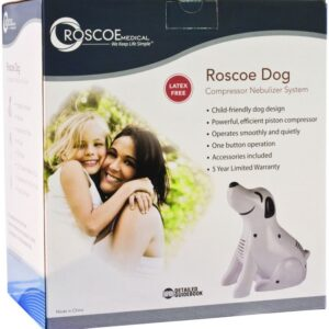 Nebulizer, Dog Compressor Nebulizer System, Pediatric, Roscoe