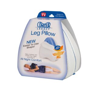 Pillow, Legacy Memory Foam Leg Pillow,Contour