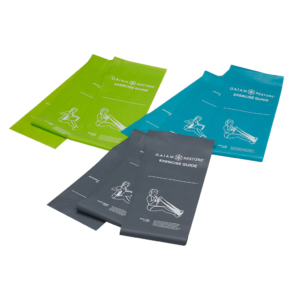 Exercise Bands, Strength & Flexibility KitSelf-Guided Gaiam Restore