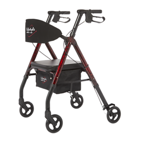 "Rollator, 6"" Wheels, Royal Universal, Lifestyle"