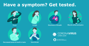 Testing for COVID-19 Symptoms