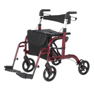 Translator, Rollator/Transport Chair 2-in-1, Lifestyle