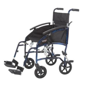 Transporter, Wheelchair/Transport Chair 2-in-1, Lifestyle