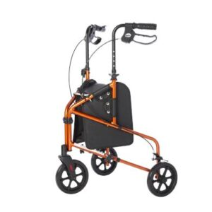 Walker, 3-Wheel Walker with Tote, Lifestyle