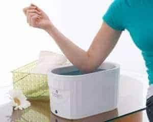 Wax Therapy, Paraffin Therapy Unit